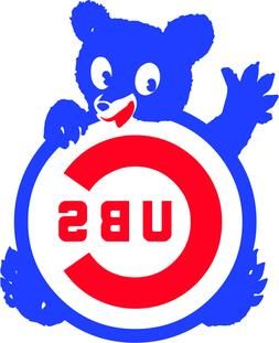 CHICAGO CUBS Vinyl Decal / Sticker ** 5 Sizes **