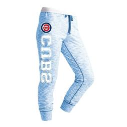 Chicago Cubs Women's French Terry Capri Sweat Pants - Brand