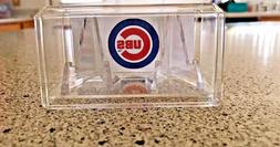 Chicago Cubs World Series MLB Champions 2 Ring Easel Stand C