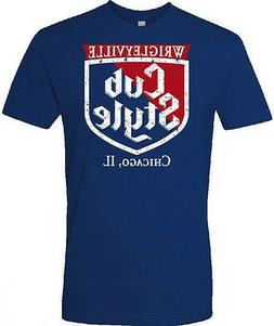 Chicago Cubs World Series Win Cub Style T-Shirt FREE SHIPPIN