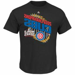 Chicago Cubs Majestic Youth 2016 World Series Champions Para