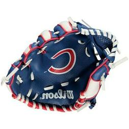 Chicago Cubs Wilson Youth Baseball Tee Ball Glove