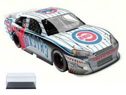 DIECAST CAR & CASE CHICAGO CUBS 2012 FORD FUSION W/PIN LIONE