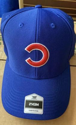 Fan Favorite Chicago Cubs MLB Baseball Cap Hat Hook and Stit