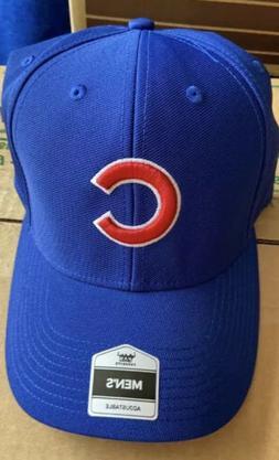 Fan Favorite Chicago Cubs MLB Baseball Cap Hat Hook and Stit