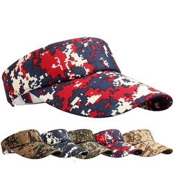 Fitted <font><b>Hats</b></font> Dealstock Camouflage Plain M