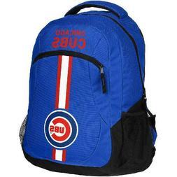Forever Collectibles NCAA Chicago Cubs Action Stripe Logo Ba