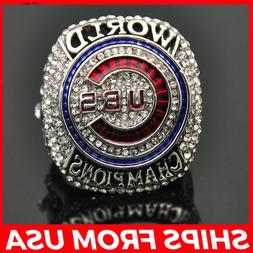 FROM USA - Official World Series Championship CHICAGO CUBS 2