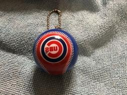 Handmade Chicago Cubs Ornament - Zipper Pull - Cubs - MLB -