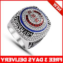 IN STOCK- CHICAGO CUBS 2016 Ring World Series Championship O