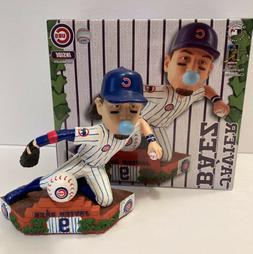 javier baez chicago cubs bubble gum fielding