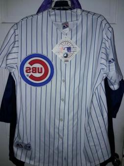 Juan Pierre Chicago Cubs shirt MLB  Majestic baseball unifor