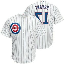 Kris Bryant Chicago Cubs Majestic Big & Tall Official Cool B