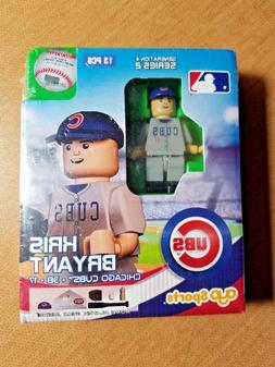 Kris Bryant Chicago Cubs MLB OYO Sportstoys Minifigures G4LE