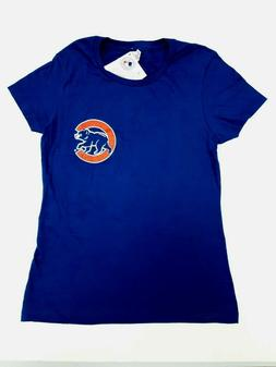 Kris Bryant Chicago Cubs Womens Name Number T-Shirt - New w/