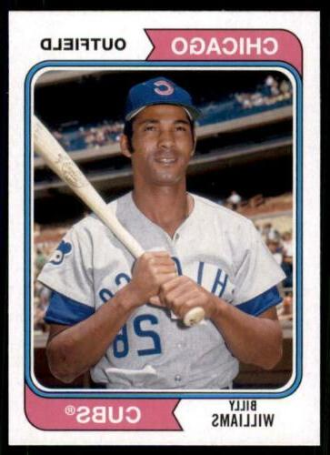 2020 base 190 billy williams chicago cubs