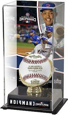 Addison Russell Chicago Cubs 2016 World Series Champs Gold G