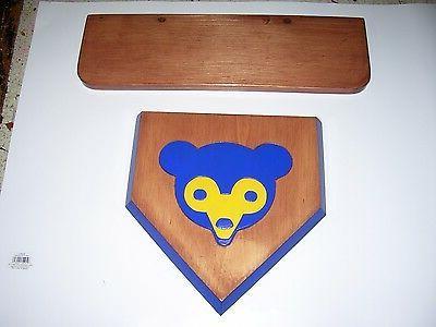 Bobble display stain shelf 18 x 5 1/2 Blue