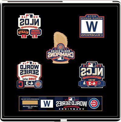 chicago cubs 2016 world series champs commemorative