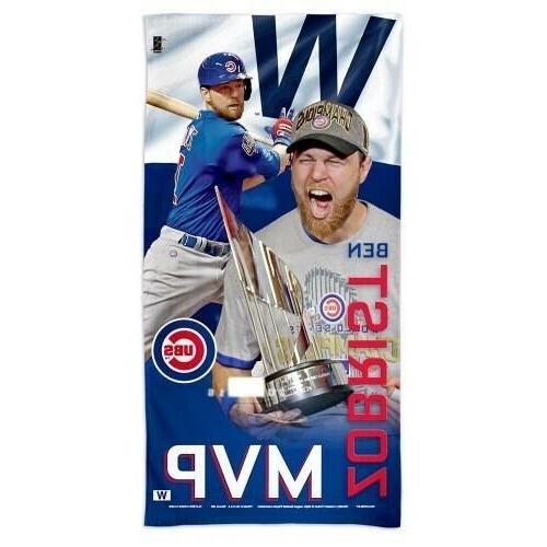 chicago cubs 2016 world series mvp ben