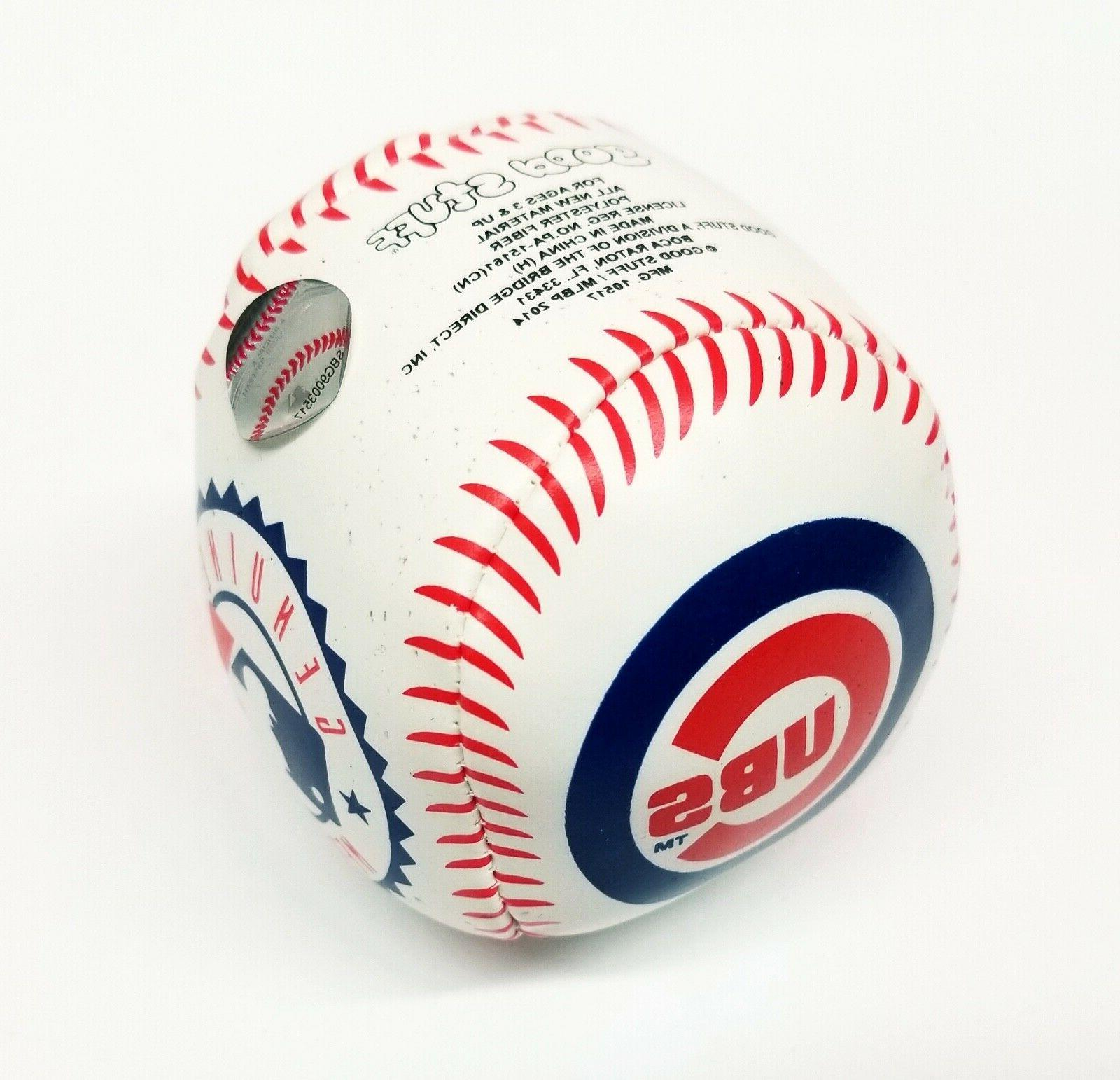 MLB Chicago Cubs Mini Soft by Stuff