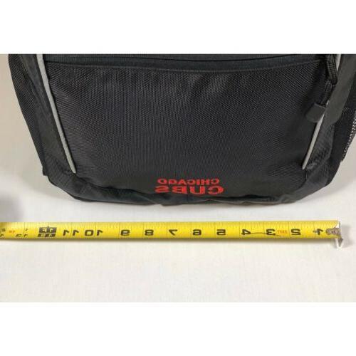 Chicago Backpack Size MLB Zippered Laptop Bag