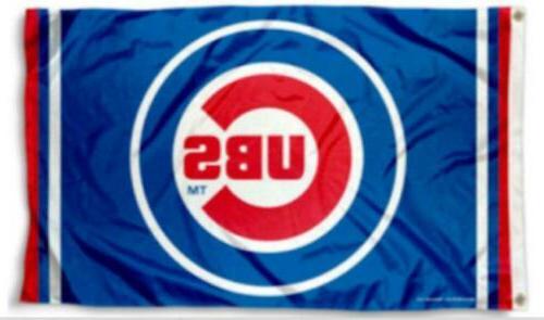 chicago cubs baseball flag 3x5 banner new