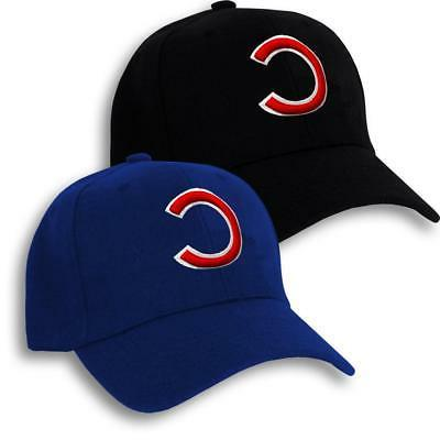 Chicago Cap Embroidered Adjustable Curved Men