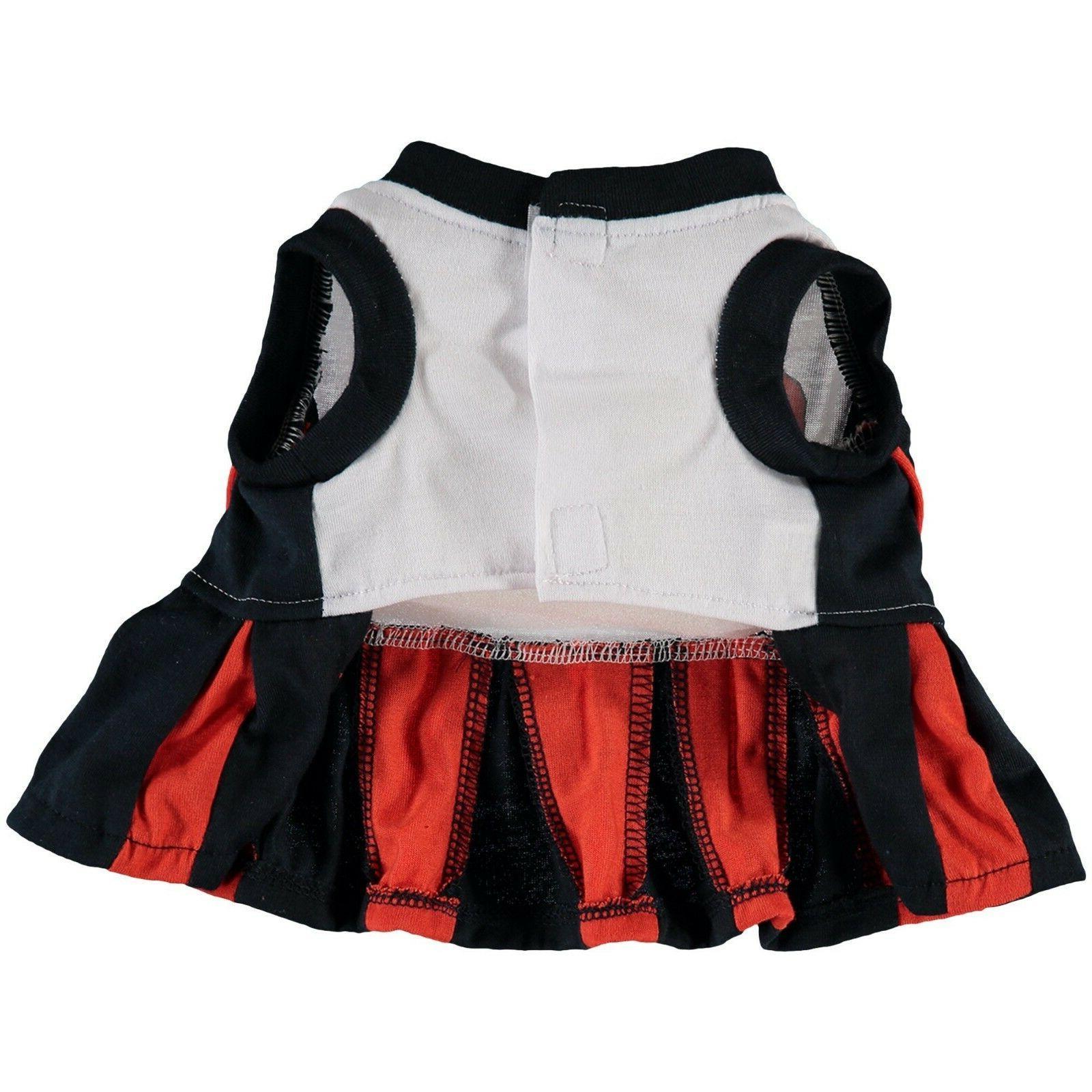 Chicago Cheerleader Outfit Medium