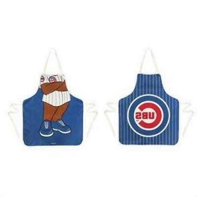 chicago cubs double side apron