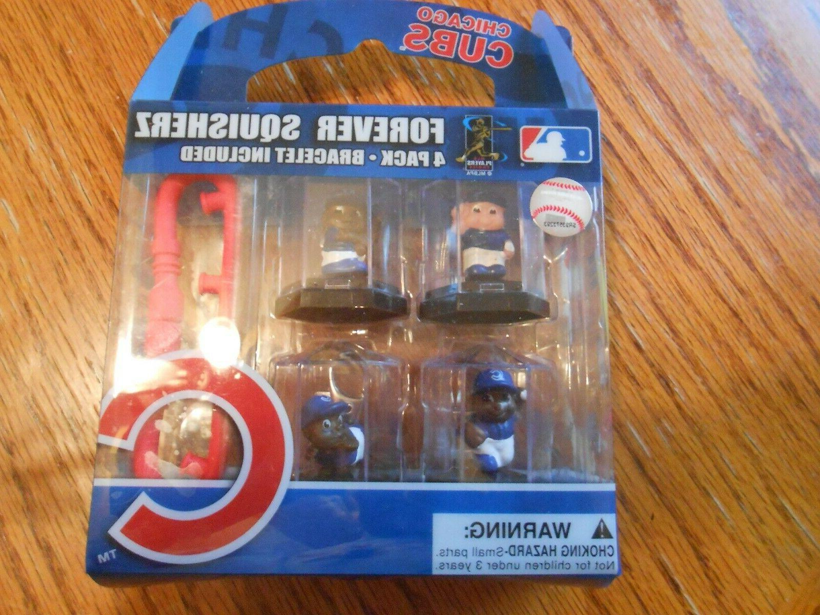 chicago cubs forever squisherz 4 pack
