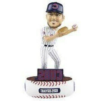 chicago cubs kris bryant baller edition bobblehead