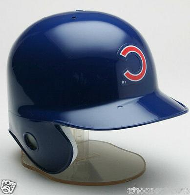 chicago cubs mini batting baseball helmet