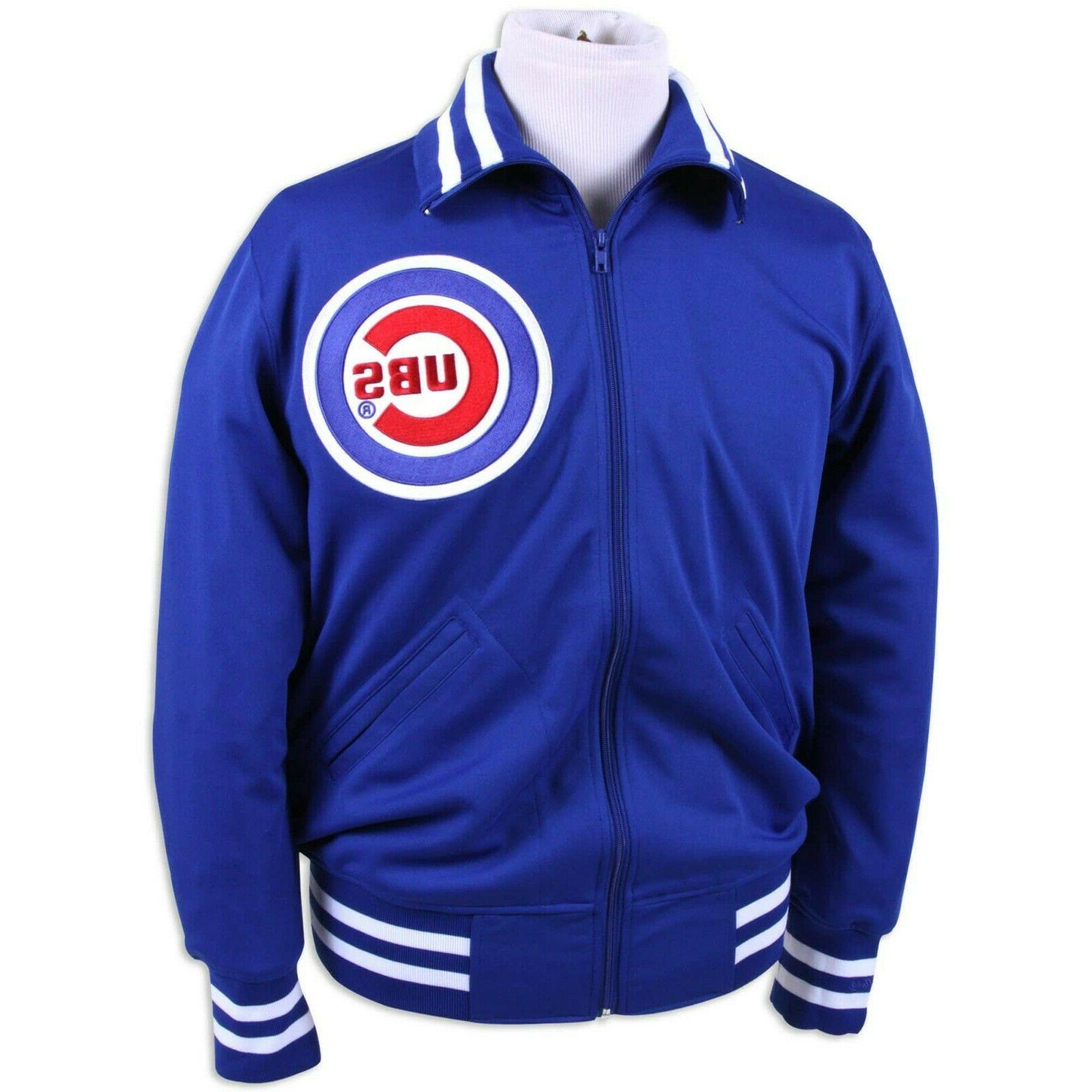 chicago cubs mitchell and ness 1982 authentic