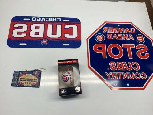 chicago cubs mixed sports gear and souvenirs