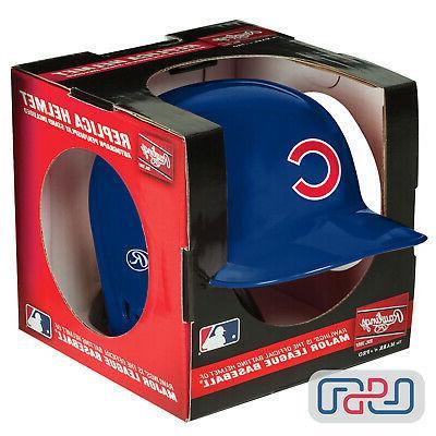 chicago cubs mlb mini replica baseball helmet