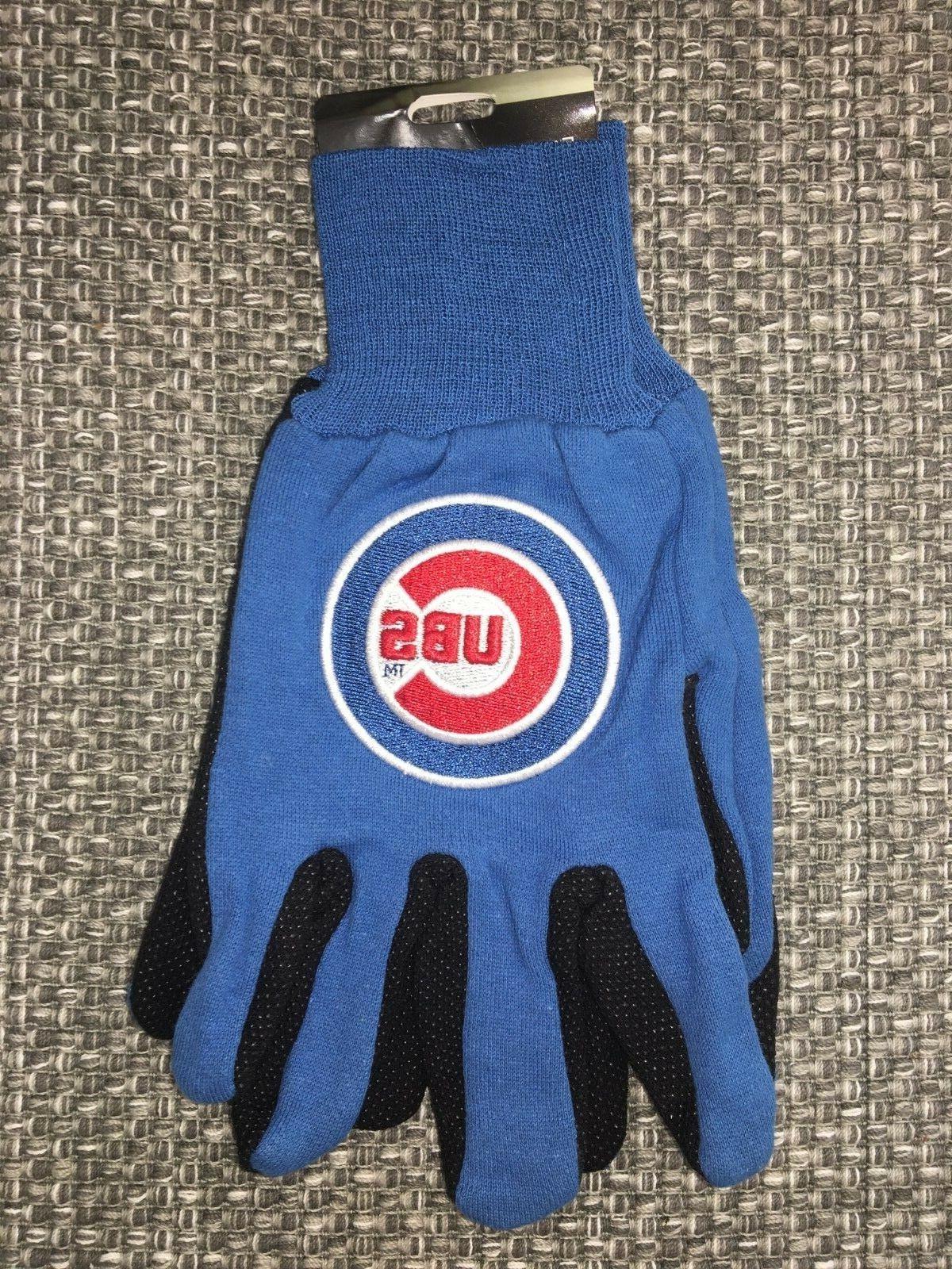 chicago cubs mlb utility gloves work gloves