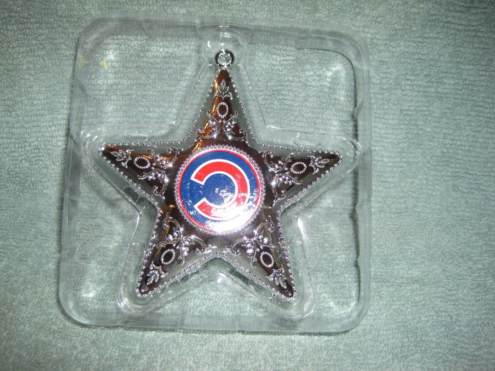 Chicago Cubs Sports Collector Series Silver