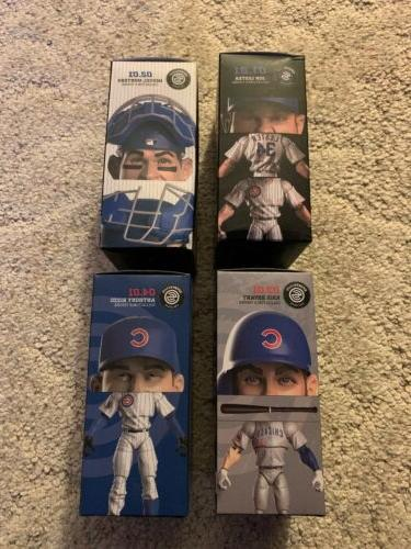 Chicago Cubs Ballers Lot 4 Bryant Lester