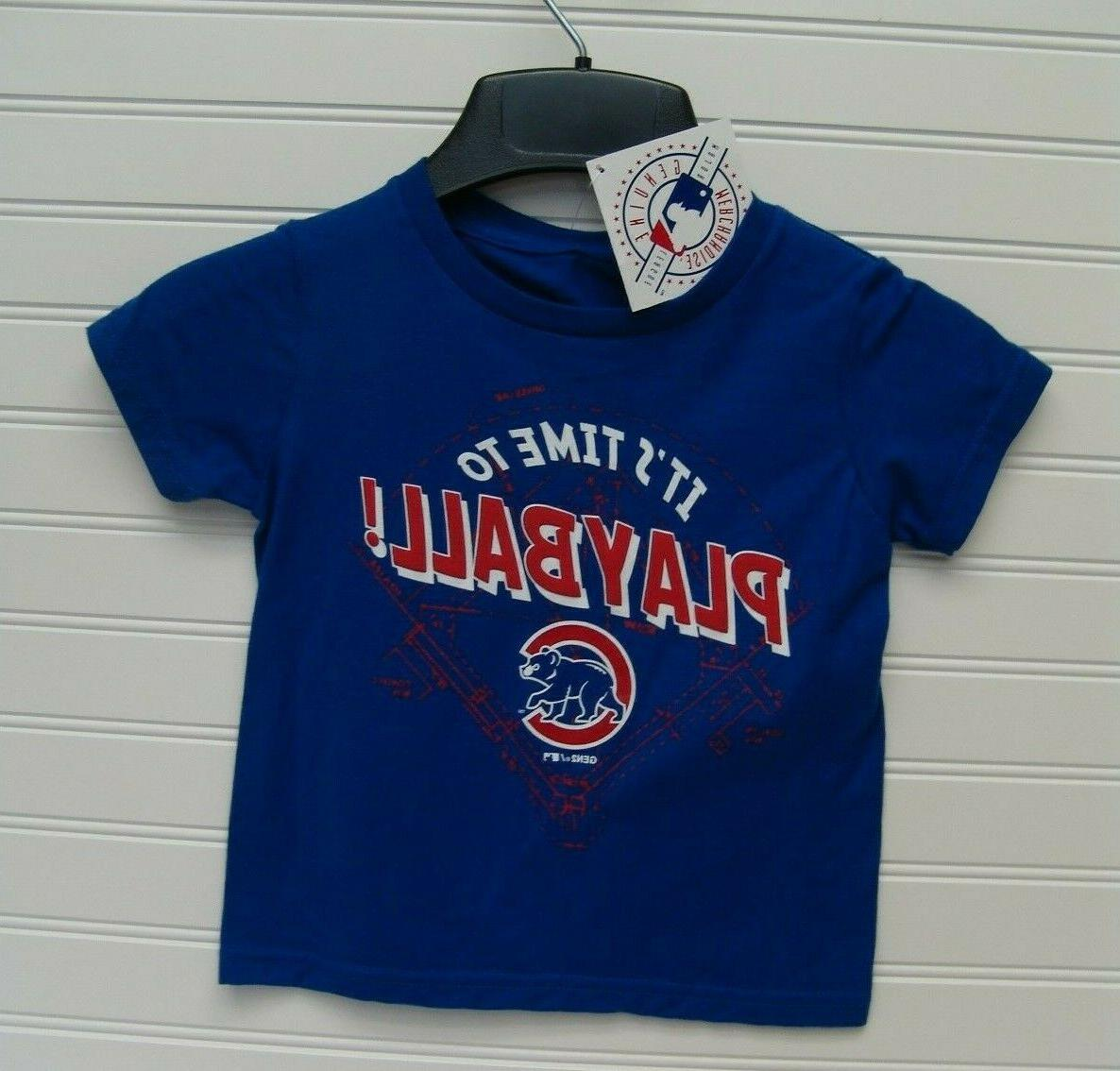 chicago cubs toddler it s time to