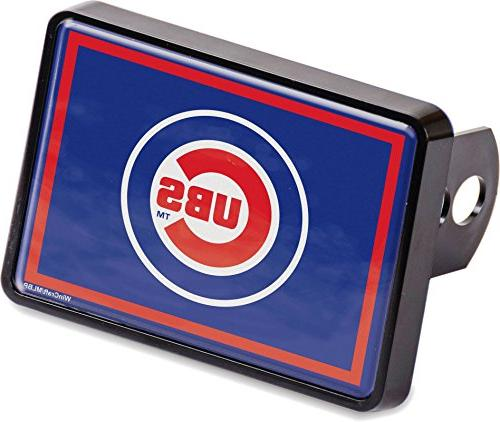 chicago cubs universal hitch cover