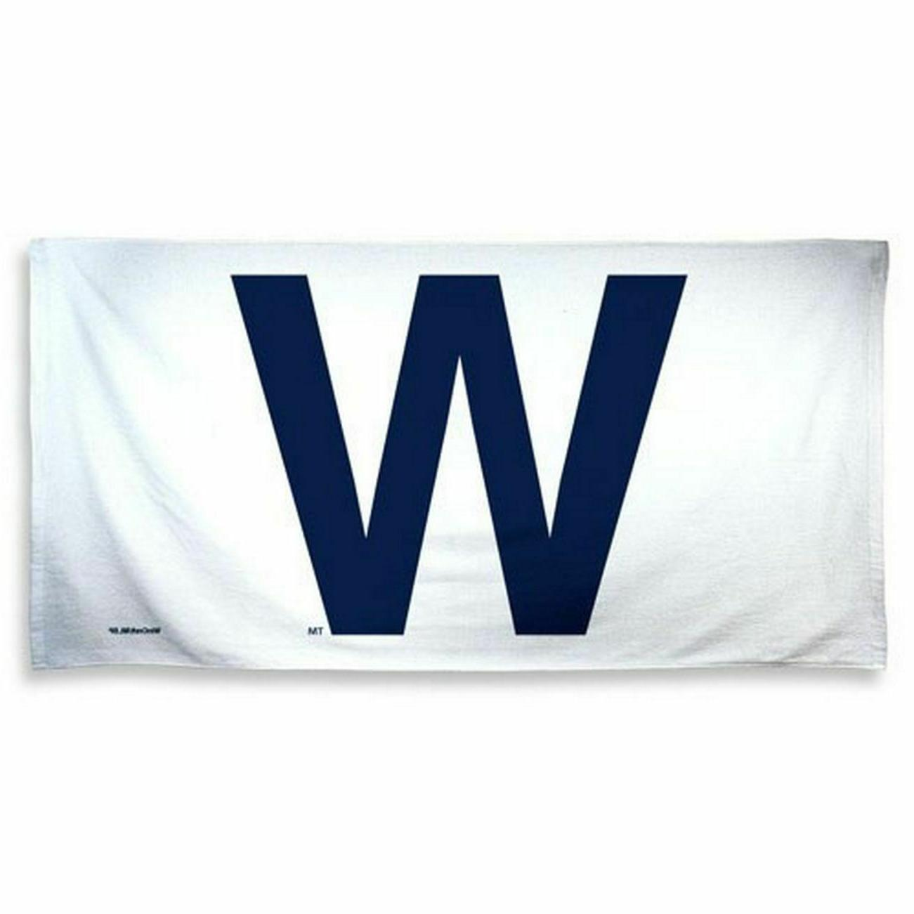 chicago cubs w flag 30 x 60