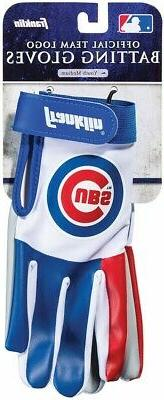 Chicago Cubs Youth Batting Gloves