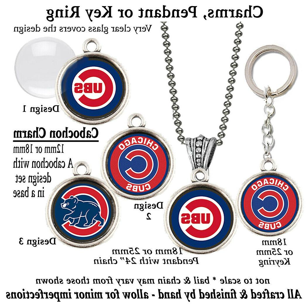 FREE DESIGN CUBS -Earrings, Charm<FAST