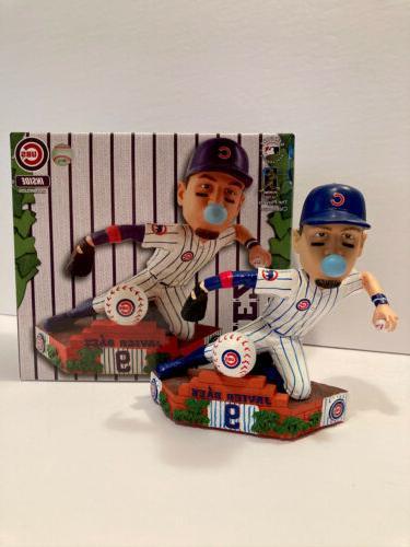"""JAVIER BAEZ Chicago Cubs """"Bubble Edition"""