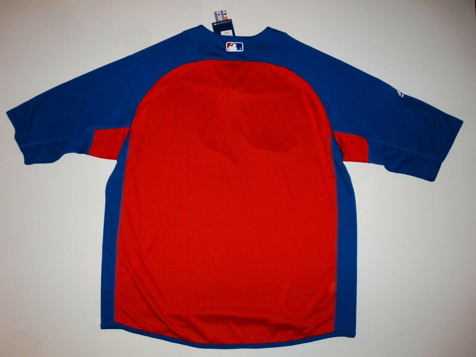 Men's Cubs Jersey Base New NWT $100
