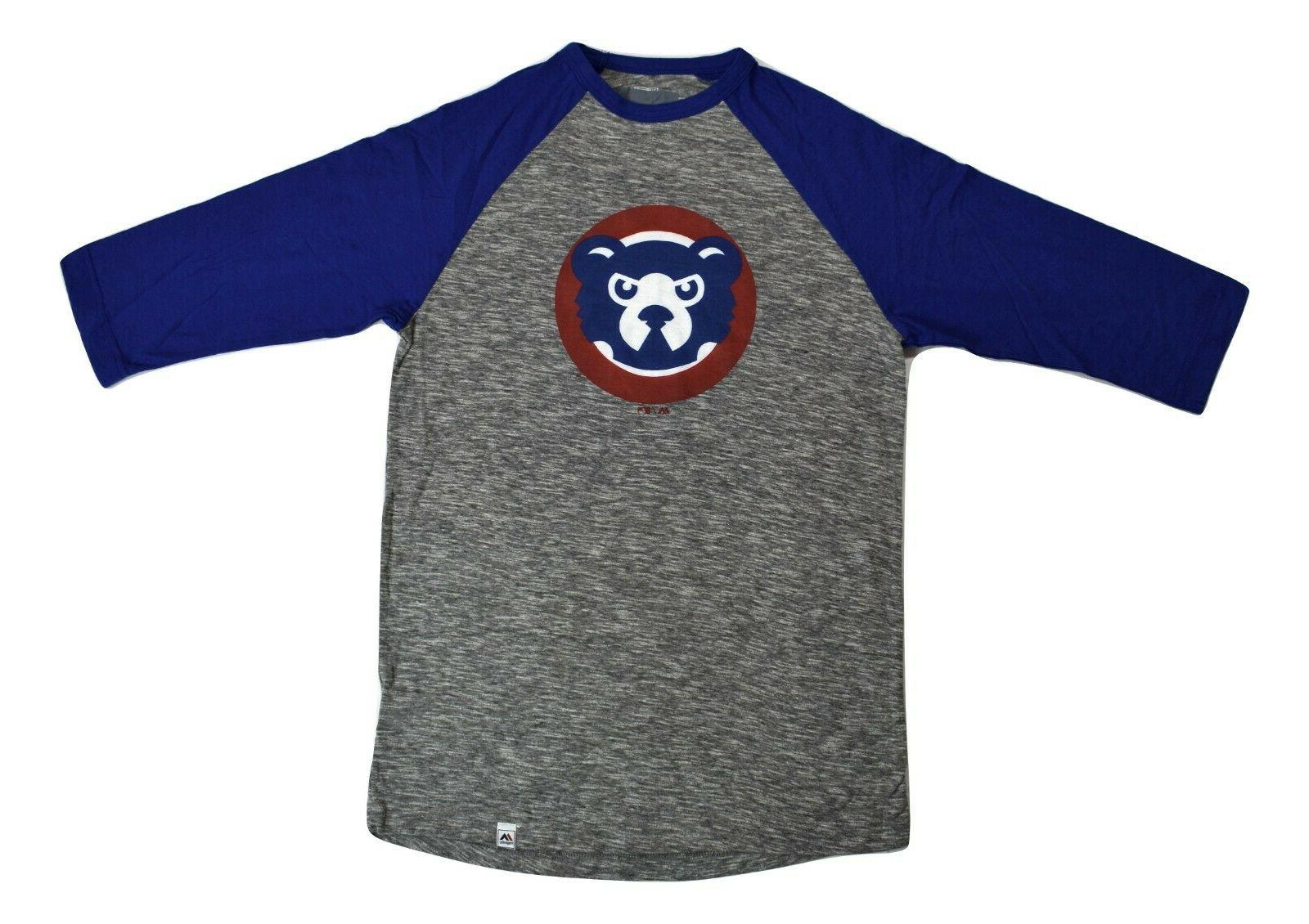 mens chicago cubs baseball shirt new s