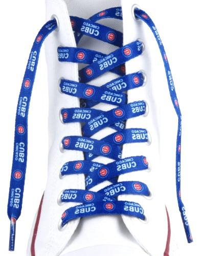 MLB Chicago Cubs Shoelaces