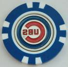 MLB Chicago Cubs Magnetic Poker Chip removable Golf Ball Mar