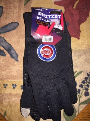 mlb officially licensed chicago cubs winter tech